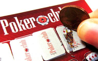 Personalizar tarjetas rasca