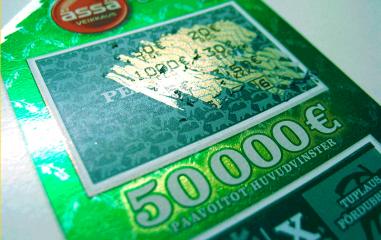 Imprenta tarjetas rasca y gana