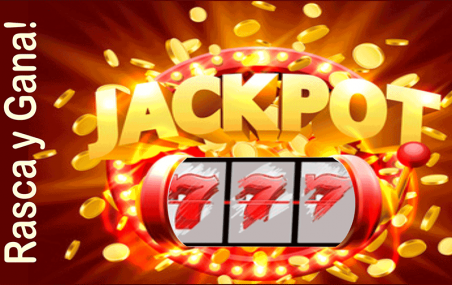 tarjeta rasca y gana jackpot